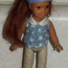 McDonald's 2003 Madame Alexander Hannah Pepper's Friend Doll Happy Meal Toy Loose Used