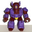 Hasbro 1987 Battle Beasts Bloodthirsty Bison Action Figure Loose Used