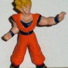 """Dragon Ball Z 1989 Super Saiyan Goku 2.5"""" PVC Figure Loose Used"""