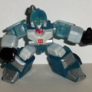 Transformers Robot Heroes Hologram Mirage Action Figure Loose Used