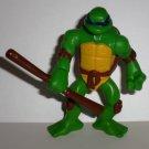 McDonald's Teenage Mutant Ninja Turtles 2007 Donatello Action Figure Happy Meal Toy Loose Used