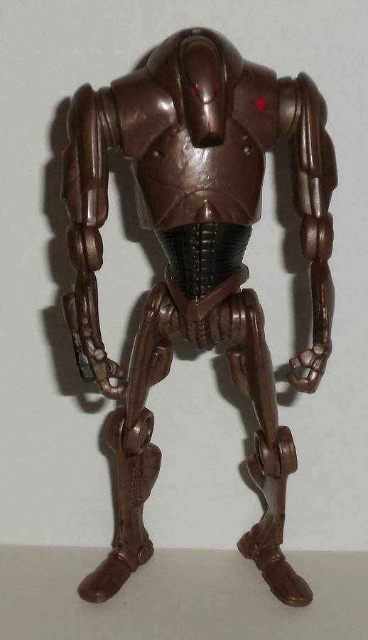 Star Wars Super Battle Droid Action Figure Hasbro 2007 ...