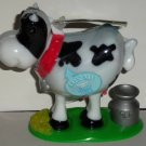 Galerie Dispensing Animals Cow Candy Dispenser Loose Used