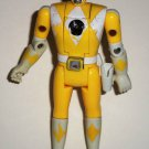 Power Rangers Auto Morphin Series 1 Yellow Ranger Trini Action Figure Bandai 1993 Mighty Loose Used