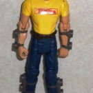 Tonka Built to Rule Mountain Rescue Ranger Action Figure Hasbro 2003 Loose Used