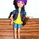 McDonald's 2011 Liv Doll Katie Happy Meal Toy Loose Used