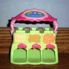 Littlest Pet Shop Treat Center Hasbro 2005 Loose Used