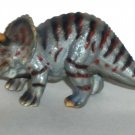 Schleich Dinosaur #14504 Triceratops Plastic Toy Animal Figure 2003 Loose Used
