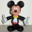 Mcdonald's 2005 Mickey Mouse Happiest Celebration On Earth PVC Figure Happy Meal Toy  Loose Used