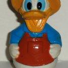 Disney Donald Duck Gardner Arco Playset Plastic Figure Loose Used