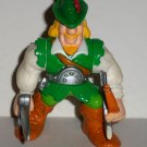 Fisher-Price Great Adventures Robin Hood Figure 1998 Loose Used