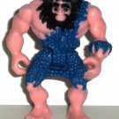 Fisher-Price Imaginext Dinosaurs Caveman Figure Blue Outfit Mattel Loose Used