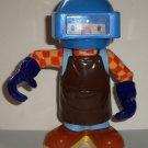 Hasbro 2001 Bob The Builder Welder Plastic Figure Loose Used