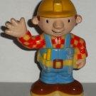 Hasbro 2000 Bob The Builder Waving Plastic Figure Loose Used