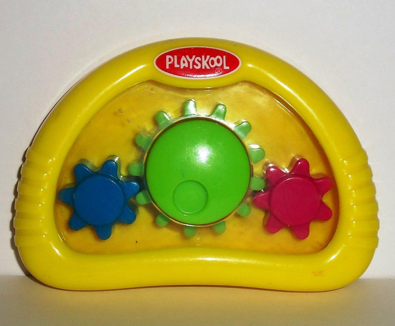 Gears Used In Toys : Wendy s playskool gear u kids meal toy loose used
