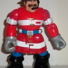 Fisher-Price Rescue Heroes Special Patriotic Edition Billy Blazes Figure Only  Loose Used
