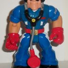 Fisher-Price Rescue Heroes Special Patriotic Edition Matt Medic Figure Only  Loose Used