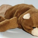 Ganz 1996 Bucky Beaver CH1498 Plush Beanie Toy Animal Loose Used