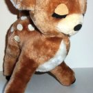 Dakin 1974 Deer Plush Stuffed Animal Toy Loose Used