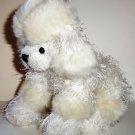Webkinz White Poodle Plush Stuffed Toy Dog Ganz No Code Loose Used
