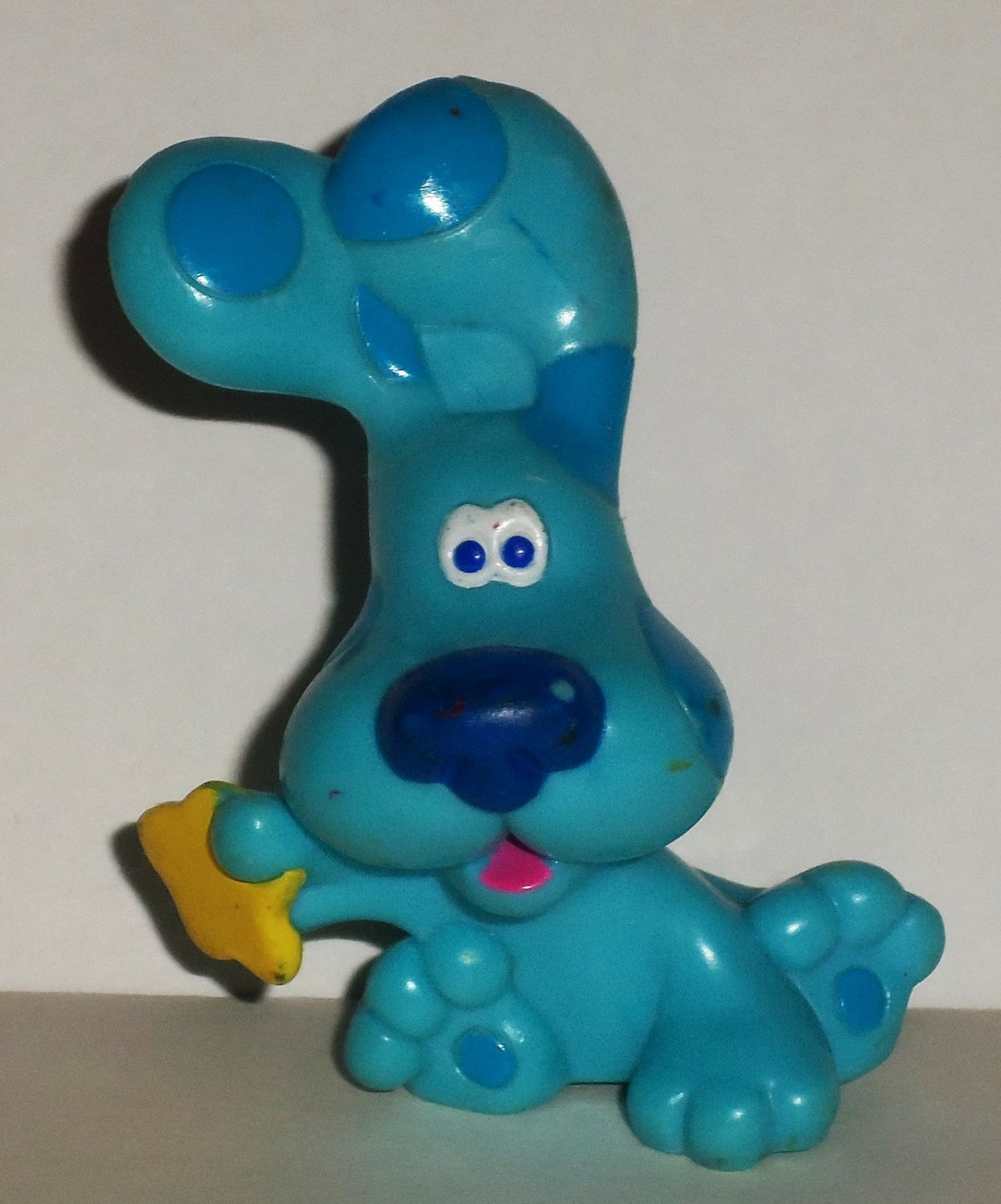 fisher price blue u0027s clues blue from underwater collectible playset