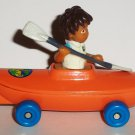 Go Diego Go! Die Cast Kayak Learning Curve Loose Used