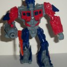 McDonald's 2010 Transformers Optimus Prime Happy Meal Toy Loose Used