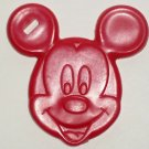 Disney Mickey Mouse Balloon Weight Red M&D Balloons Loose Used