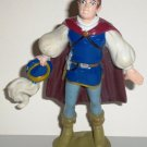 Disney's Snow White and the Seven Dwarfs Prince PVC Figure Mattel 1993 Loose Used