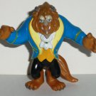 Disney's Beauty and the Beast PVC Figure Loose Used