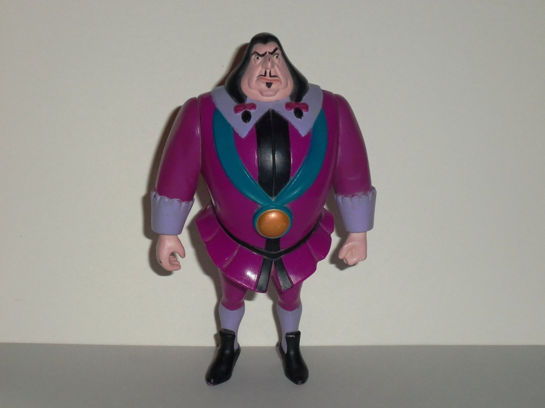 Disney's Pocahontas Governor John Ratcliffe Action Figure Mattel 1995 Loose Used