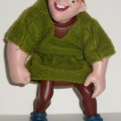 Burger King 1996 Disney's The Hunchback of Notre Dame Quasimodo Figure Kids' Meal Toy Loose Used
