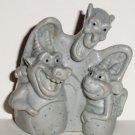 Disney's Hunchback of Notre Dame Gargoyles PVC Figure Loose Used
