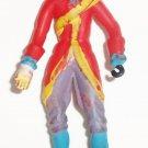 Vintage Disney's Peter Pan Captain Hook Bendy Figure Loose Used