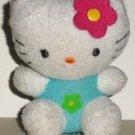 McDonald's 2004 Hello Kitty Beach Kitty Plush Happy Meal Toy Loose