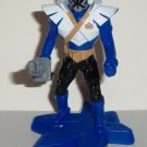 McDonald's 2012 Power Rangers Super Samurai Blue Ranger Happy Meal Toy Loose Used