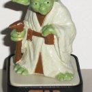 Star Wars Yoda Ink Stamp Incomplete Stamper Loose Used