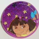 Dora the Explorer Nick Jr. Flip Tops Purple Laying Down 2006 Loose Used