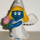 Schleich 2010 Zodiac Smurfs Virgo Smurfette PVC Figure #20725 Loose Used
