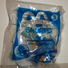 McDonald's 2011 Smurfs Handy Smurf PVC Figure Happy Meal Toy Still in Original Package
