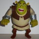 McDonald's 2010 Shrek Forever After Talking Shrek Happy Meal Toy Loose Used