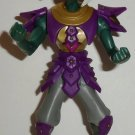 Yu-Gi-Oh 1996 Makyula the Destructor Action Figure Loose Used