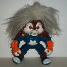 Battle Trolls Roadhog Troll Action Figure Doll Hasbro 1992 Loose Used