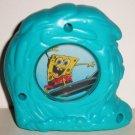 Burger King 2011 SpongeBob Squarepants Surfin' FIgure Only Kids' Meal Toy Loose Used