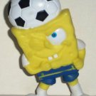 General Mills 2011 SpongeBob Squarepants Soccer Player Cereal Toy Loose Used