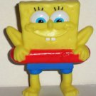 General Mills 2011 SpongeBob Squarepants Inner Tube Cereal Toy Loose Used