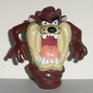 Taz Tasmanian Devil PVC Pencil Pen Topper Looney Tunes Stylus Trends Loose Used