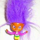 McDonald's 2006 Trollz Drea Trollenada Doll Happy Meal Toy Loose Used