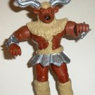 Power Rangers Slash & Block Minotaur Action Figure Bandai 1994 Loose Used