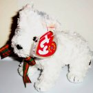 TY Beanie Babies Kirby the White Scottish Terrier Dog Scottie 2001 Loose Used